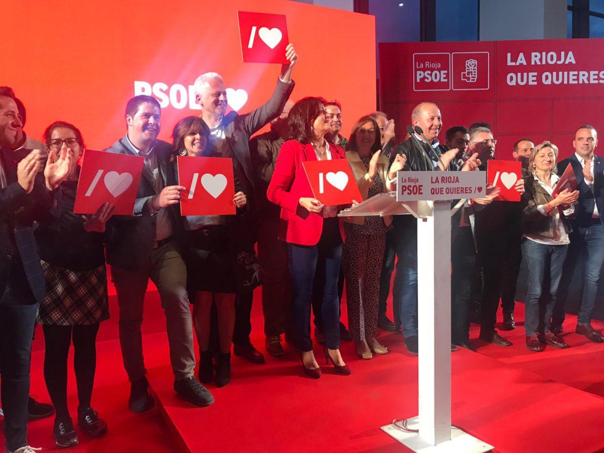 """Andreu: """"El único cambio se logrará votando en La Rioja al PSOE"""" 3"""