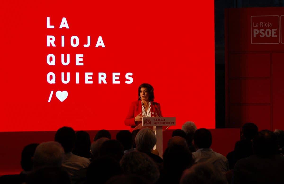 """Andreu: """"El único cambio se logrará votando en La Rioja al PSOE"""" 1"""