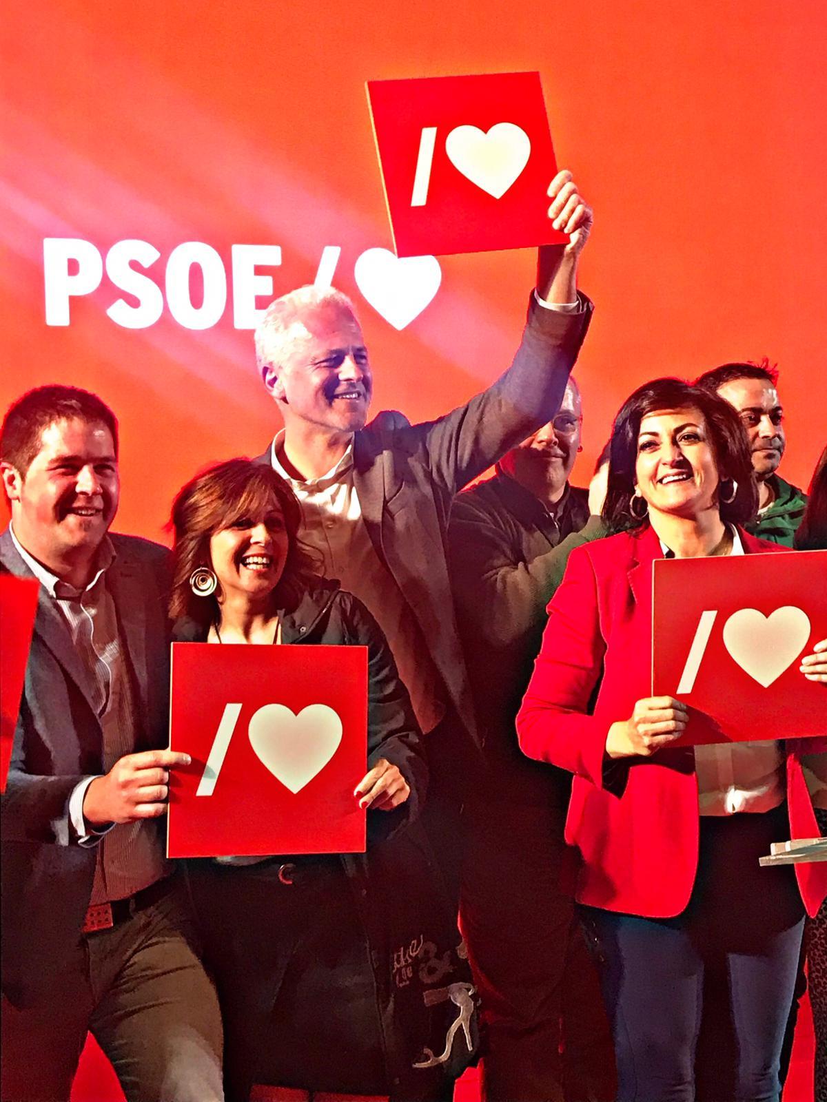 """Andreu: """"El único cambio se logrará votando en La Rioja al PSOE"""" 5"""