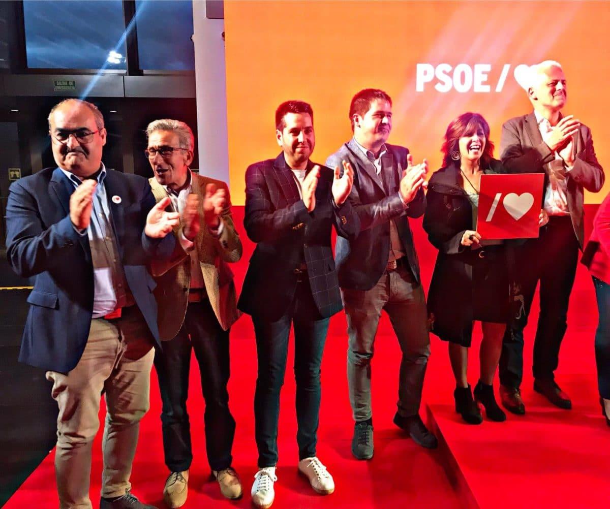 """Andreu: """"El único cambio se logrará votando en La Rioja al PSOE"""" 2"""