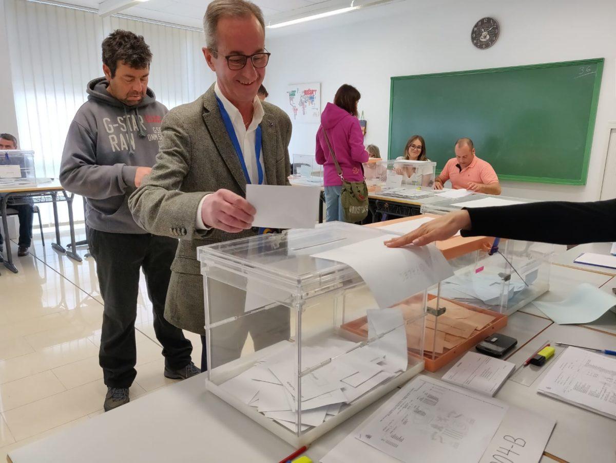 Arranca con normalidad la fiesta de la democracia en La Rioja 3