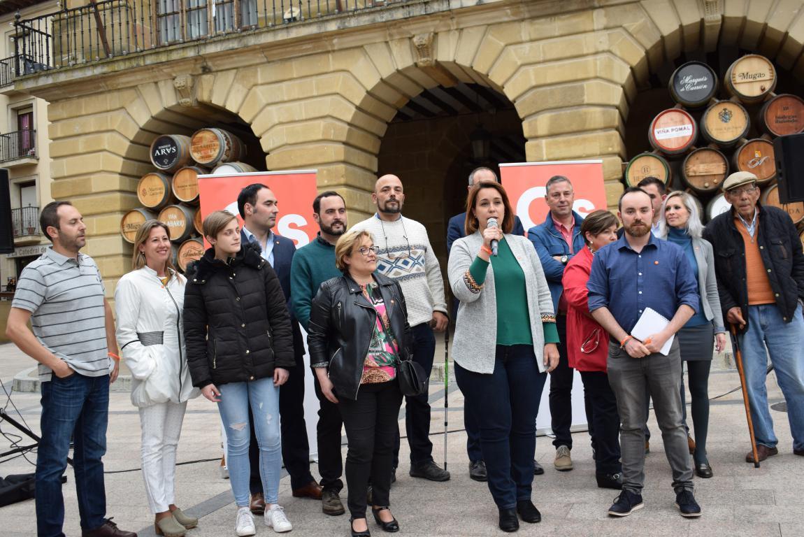 """Castillo: """"El 26 de mayo salimos a ganar las elecciones en Haro"""" 5"""