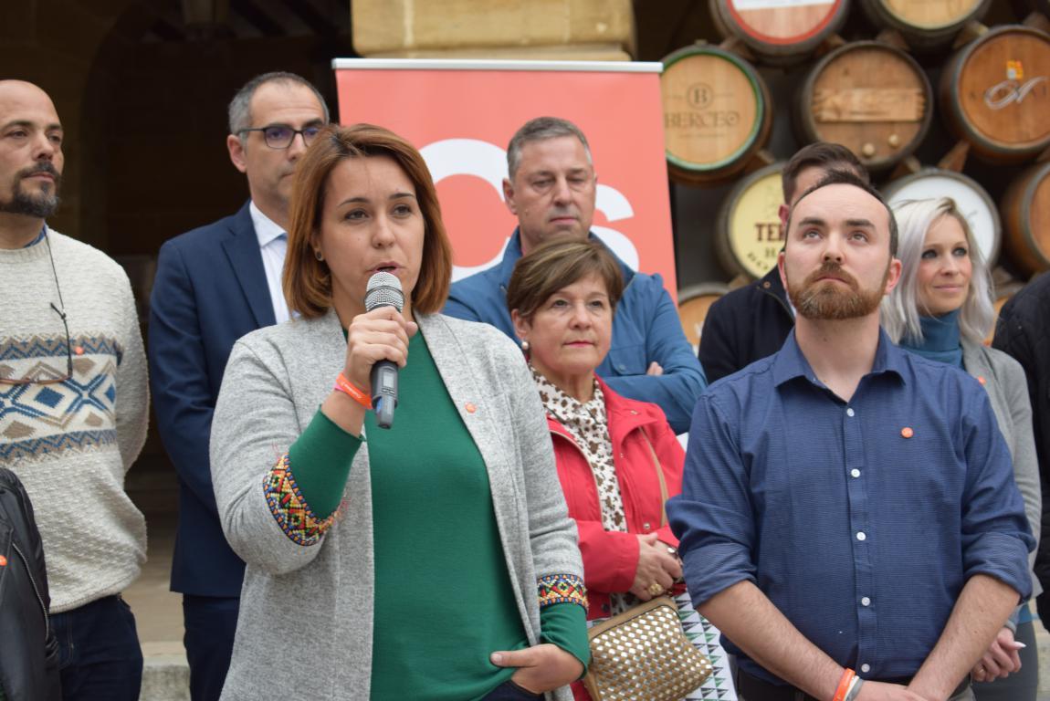 """Castillo: """"El 26 de mayo salimos a ganar las elecciones en Haro"""" 7"""