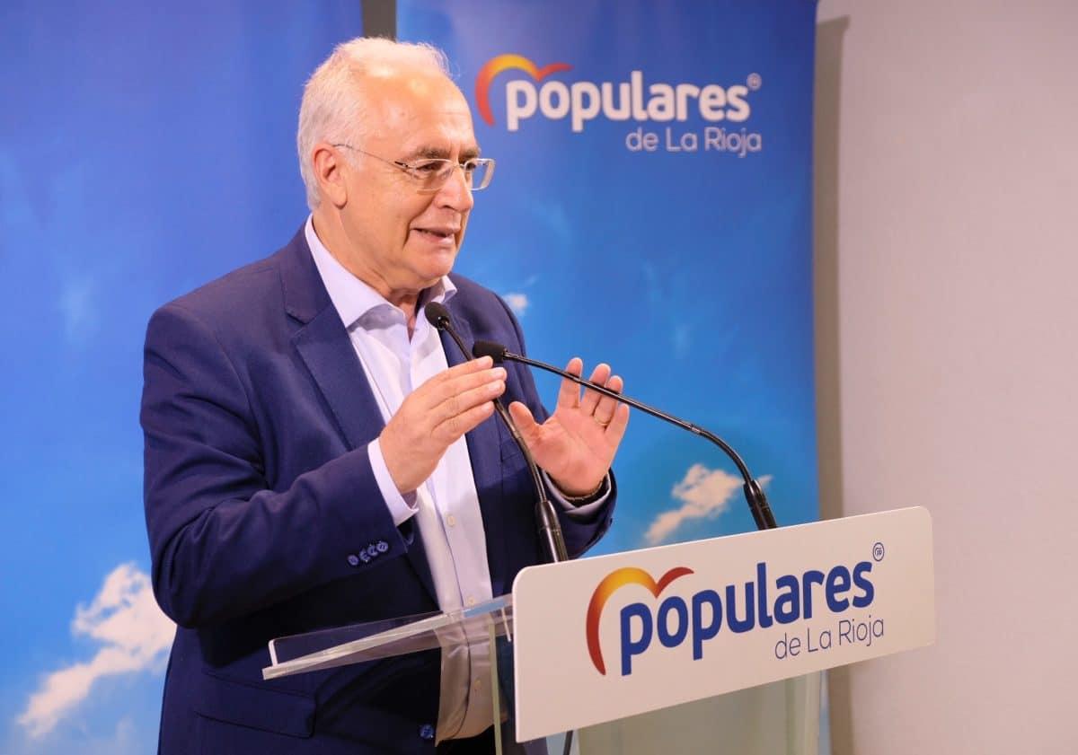 Ceniceros presenta oficialmente en Haro la candidatura de Alberto Olarte al Ayuntamiento 5