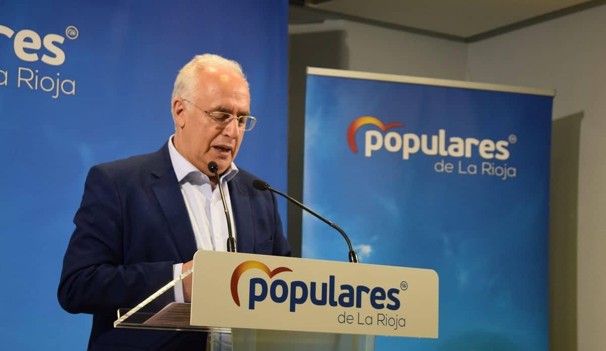 Ceniceros presenta oficialmente en Haro la candidatura de Alberto Olarte al Ayuntamiento 3