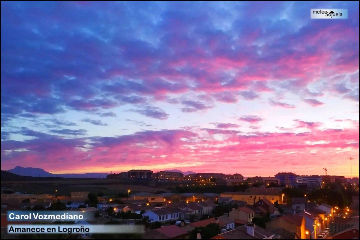 Días de tiempo frío, revuelto e inestable en La Rioja Alta 3