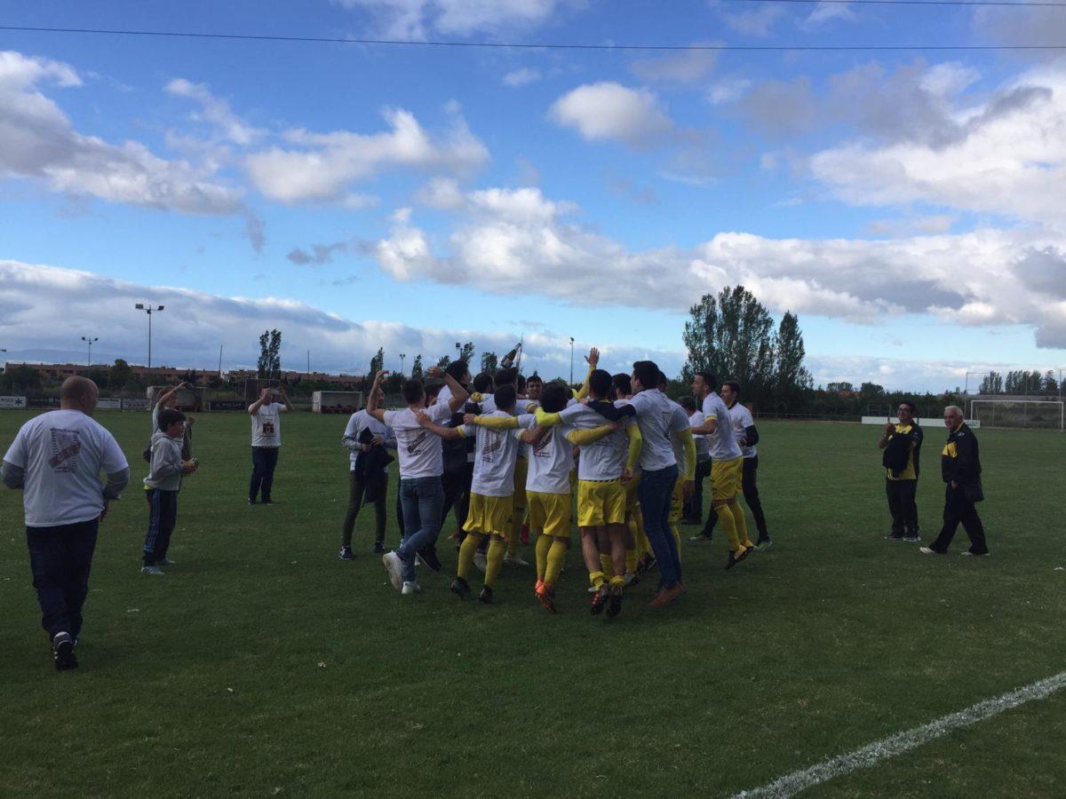 El Casalarreina regresa a la Tercera División 1