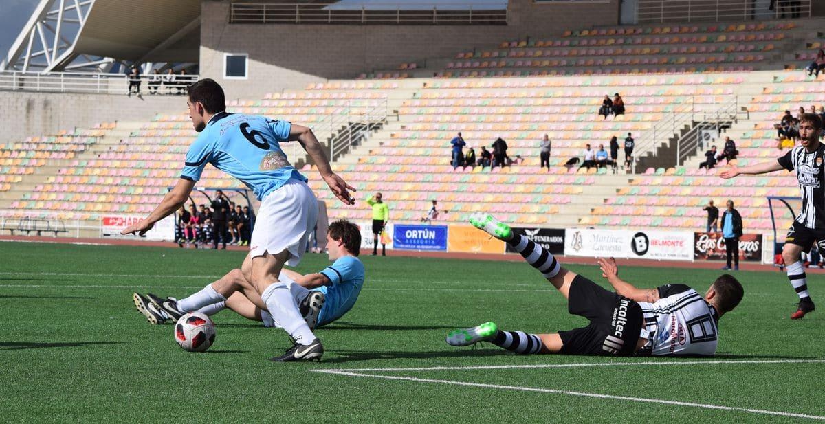El Haro golea al Arnedo antes de encarar el reto del playoff 9