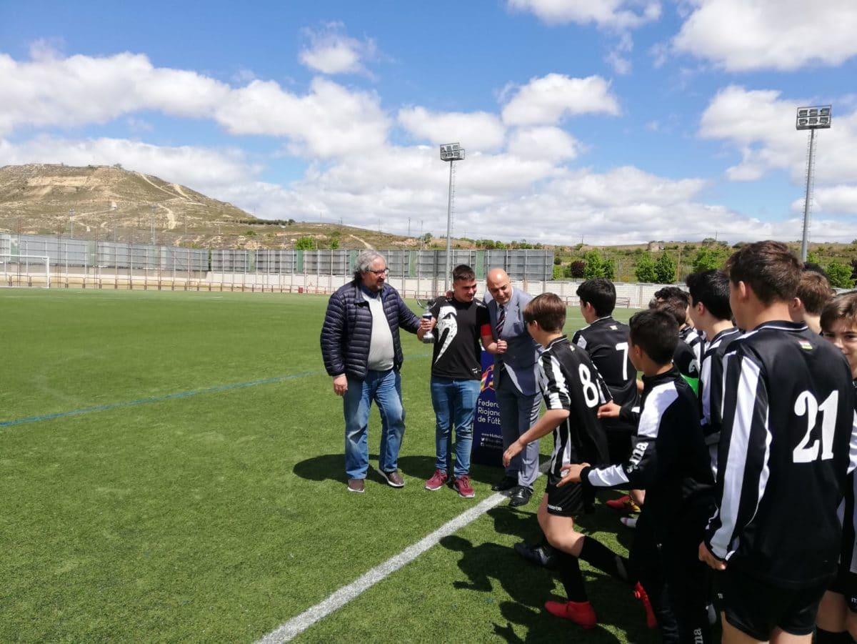 El Haro Sport Club, campeón de la Segunda Infantil 2