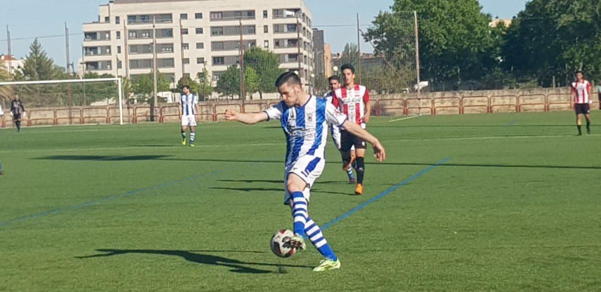 El Náxara no pasa del empate ante la UDL Promesas y La Calzada cae ante el River Ebro 1