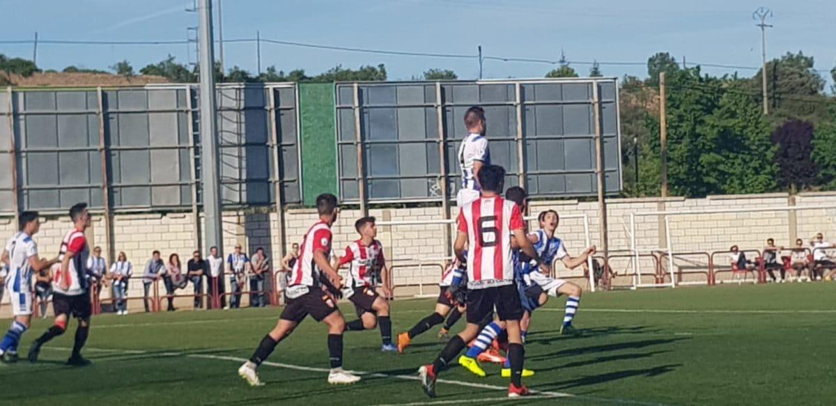El Náxara no pasa del empate ante la UDL Promesas y La Calzada cae ante el River Ebro 2