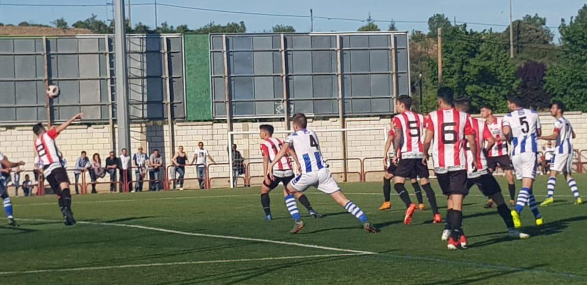 El Náxara no pasa del empate ante la UDL Promesas y La Calzada cae ante el River Ebro 3