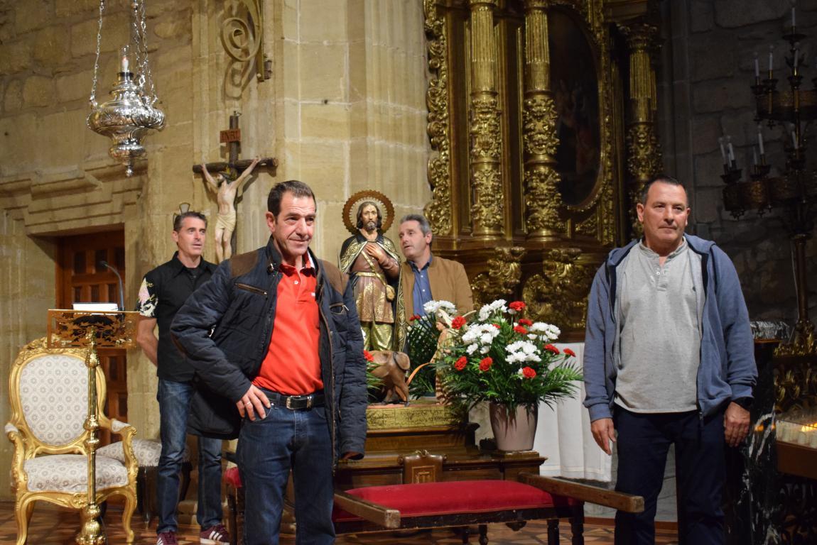 """Ernesto Muga recibe el Premio San Isidro: """"He sido ganadero y presumo de serlo"""" 11"""