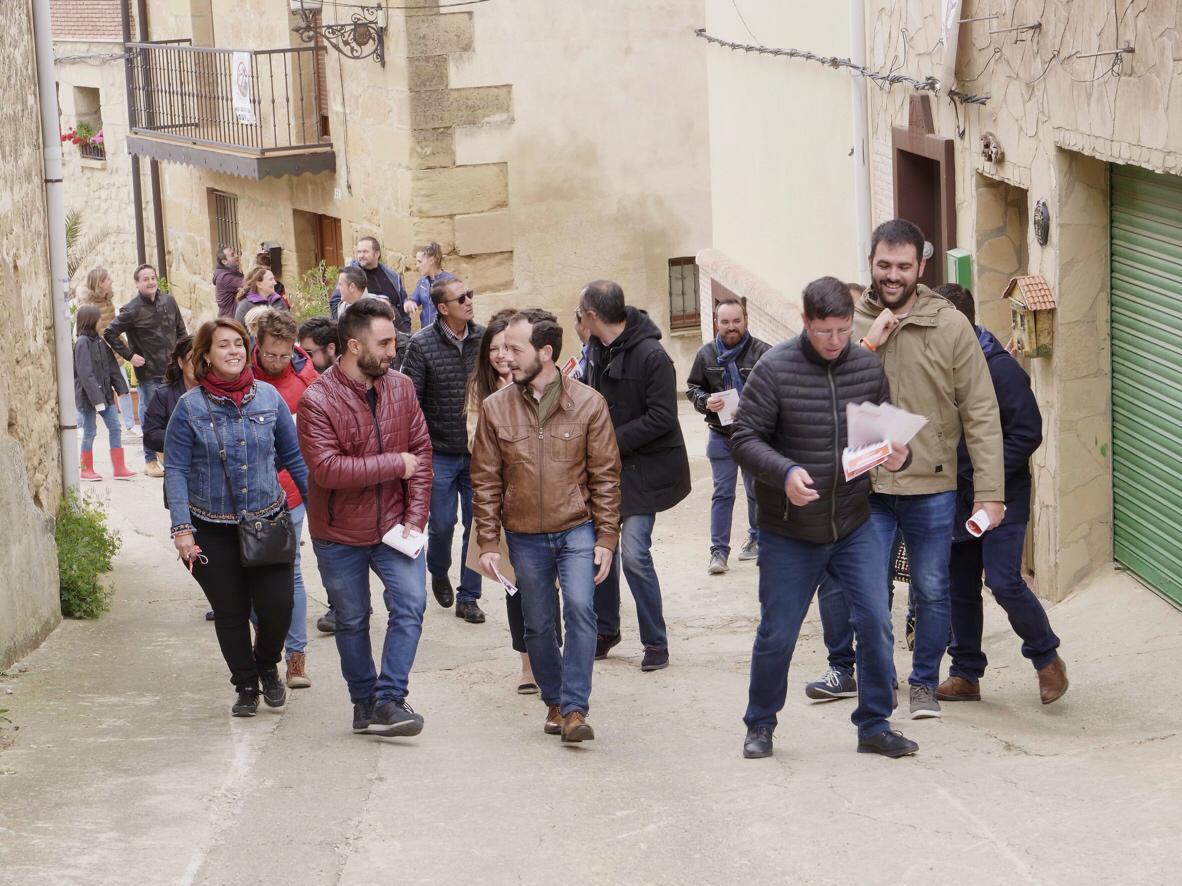 """""""Es indignante que Galbárruli o Villalba de Rioja no tengan la inversión que necesitan por razones políticas"""" 1"""