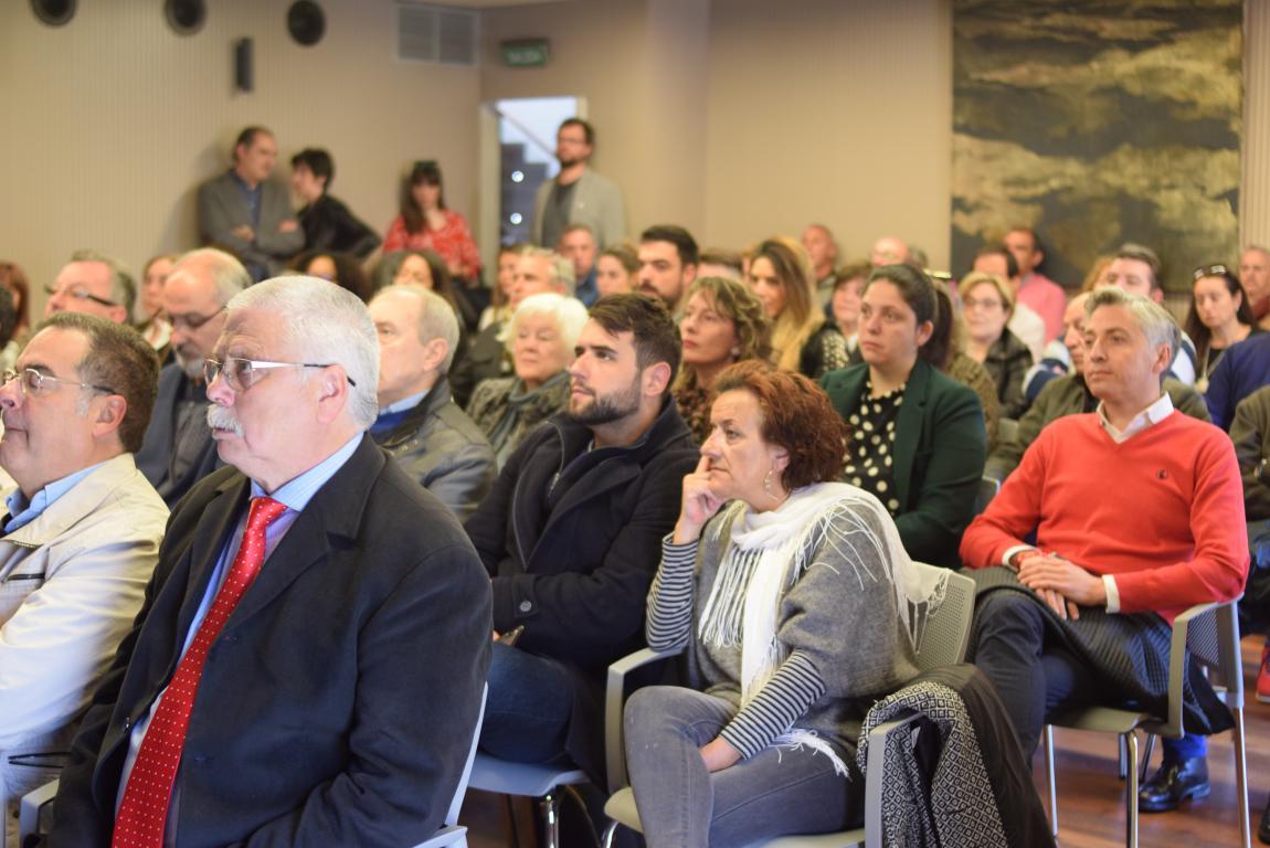 """Haro presenta su candidatura a Ciudad Europea del Vino: """"Un proyecto vivo y abierto"""" 10"""
