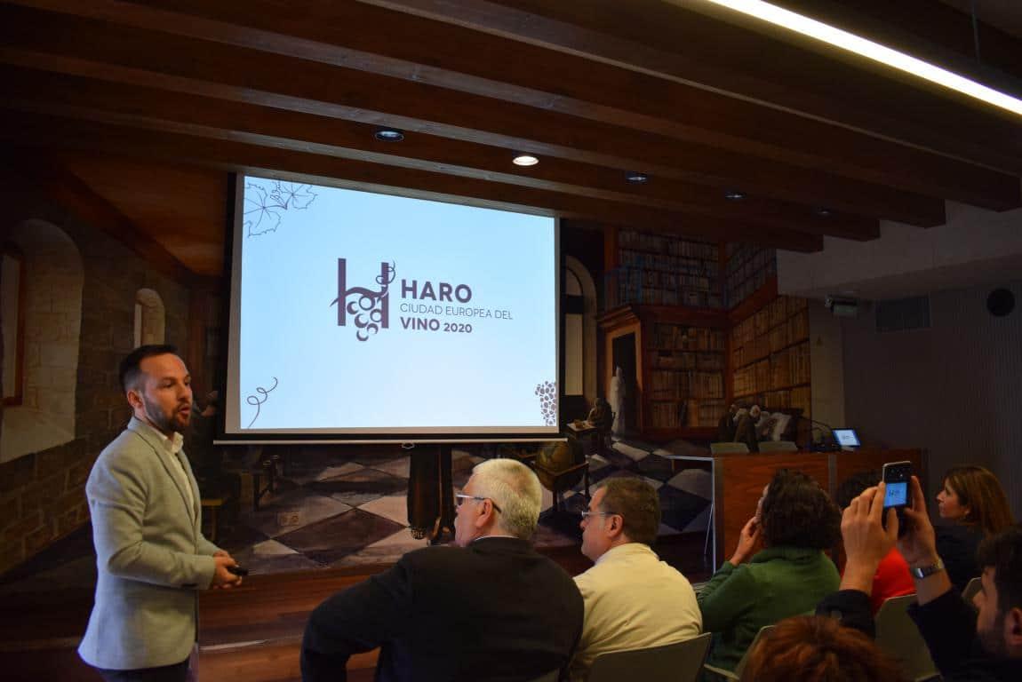 """Haro presenta su candidatura a Ciudad Europea del Vino: """"Un proyecto vivo y abierto"""" 12"""