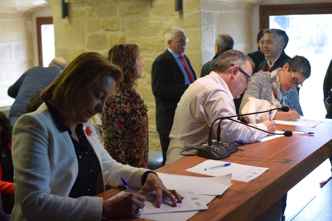 """Haro presenta su candidatura a Ciudad Europea del Vino: """"Un proyecto vivo y abierto"""" 16"""