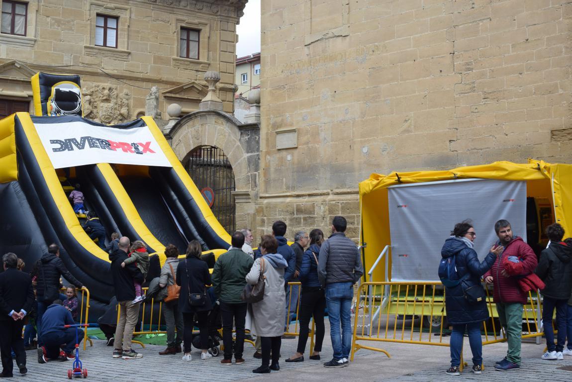 """Haro presenta su candidatura a Ciudad Europea del Vino: """"Un proyecto vivo y abierto"""" 22"""