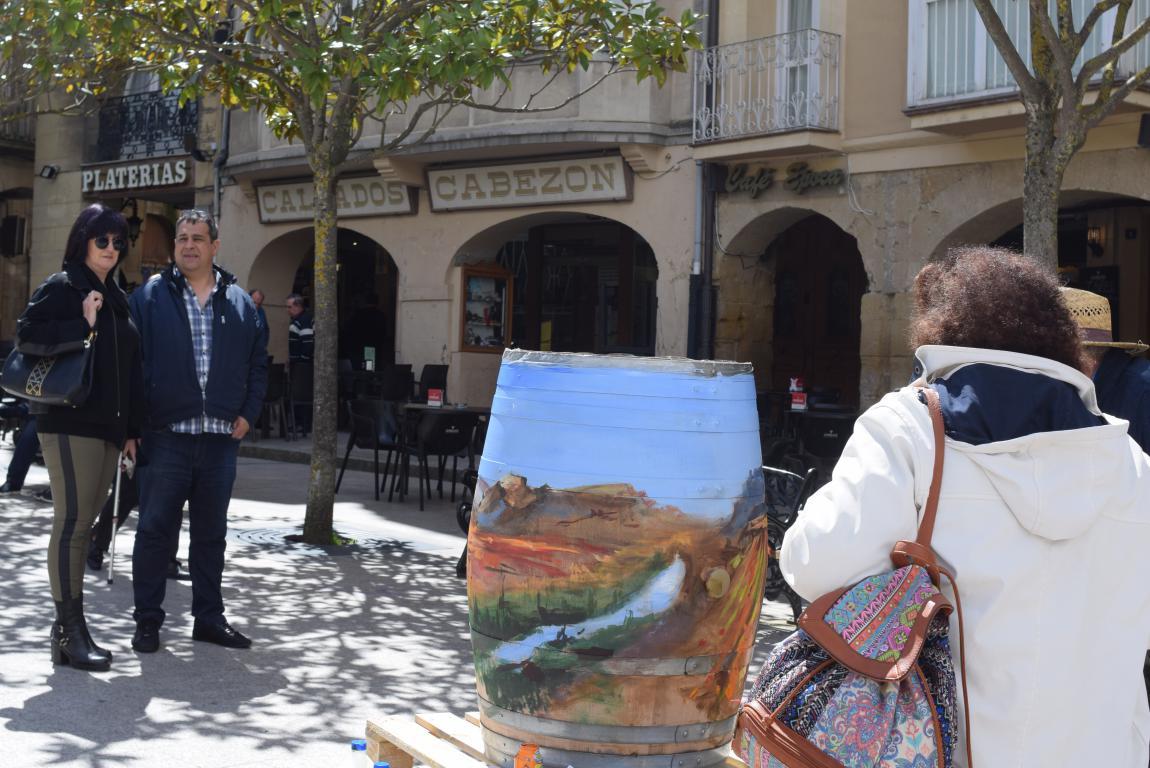 """Haro presenta su candidatura a Ciudad Europea del Vino: """"Un proyecto vivo y abierto"""" 28"""