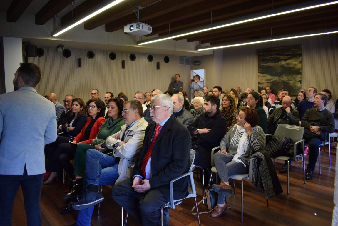 """Haro presenta su candidatura a Ciudad Europea del Vino: """"Un proyecto vivo y abierto"""" 8"""