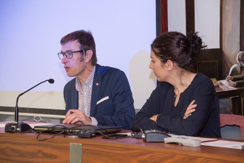 Haro y la Universidad de La Rioja celebran un día histórico 8