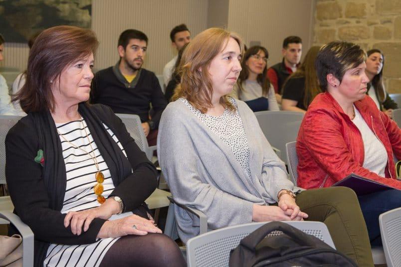 Haro y la Universidad de La Rioja celebran un día histórico 9