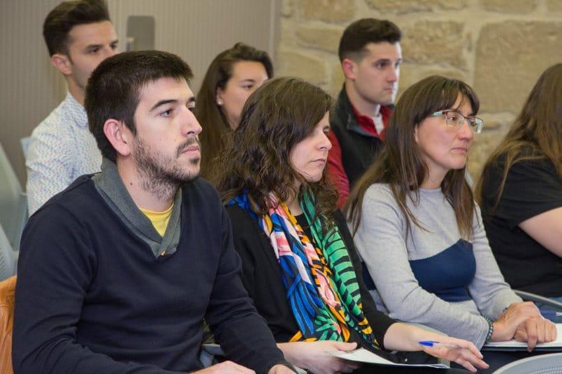 Haro y la Universidad de La Rioja celebran un día histórico 11