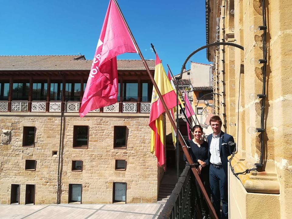 Haro y la Universidad de La Rioja celebran un día histórico 2