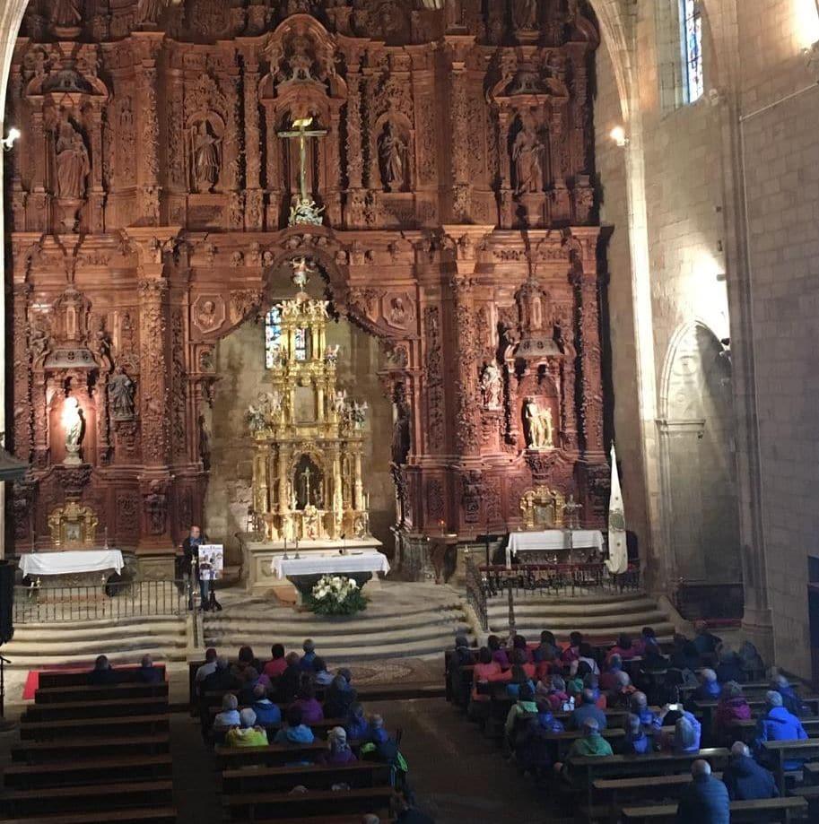 Jornada solidaria de los Amigos del Camino con la Cofradía del Santo por el Año Jubilar Calceatense 4