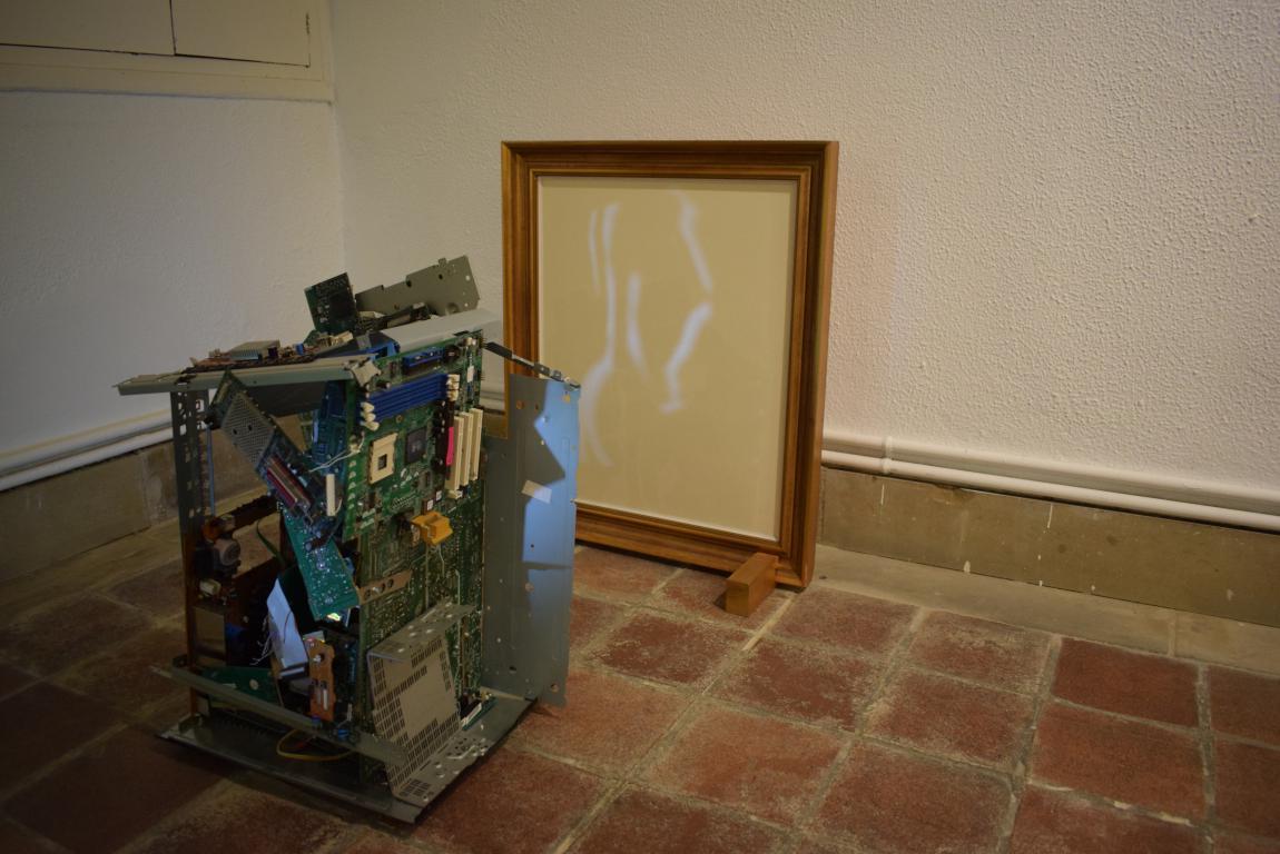 La exposición 'TranformARTE', hasta el 18 de mayo en el Centro Fundación Caja Rioja-Bankia de Haro 3