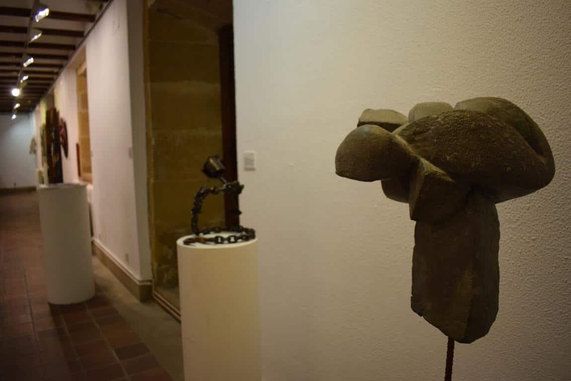 La exposición 'TranformARTE', hasta el 18 de mayo en el Centro Fundación Caja Rioja-Bankia de Haro 4