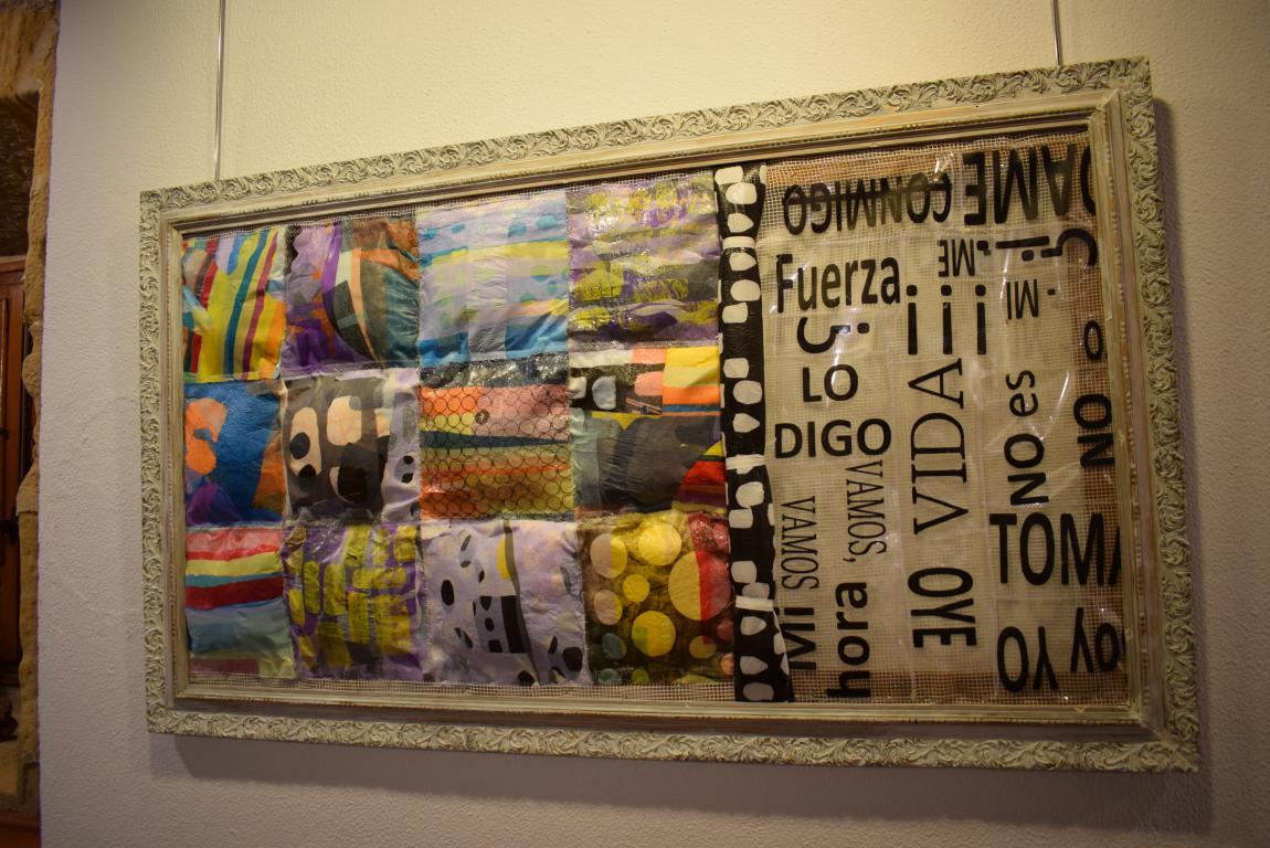 La exposición 'TranformARTE', hasta el 18 de mayo en el Centro Fundación Caja Rioja-Bankia de Haro 6