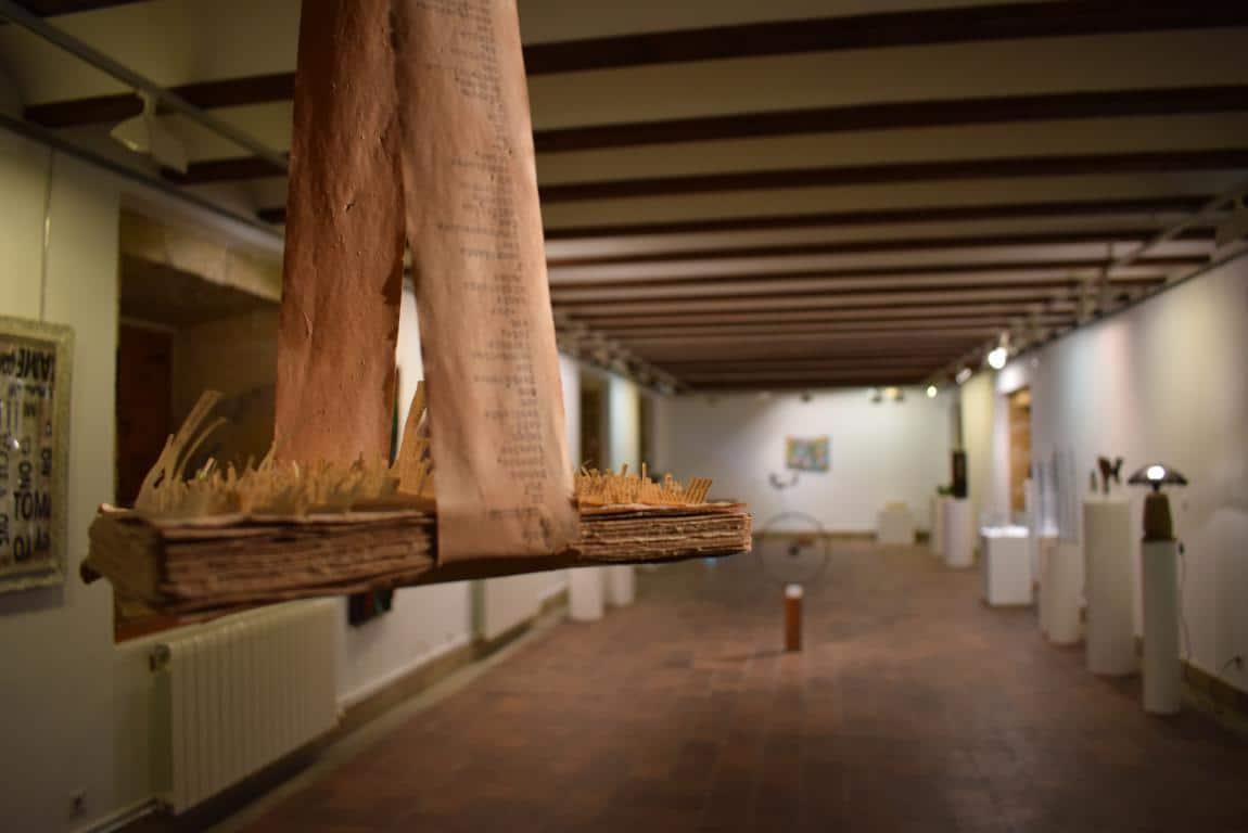 La exposición 'TranformARTE', hasta el 18 de mayo en el Centro Fundación Caja Rioja-Bankia de Haro 7
