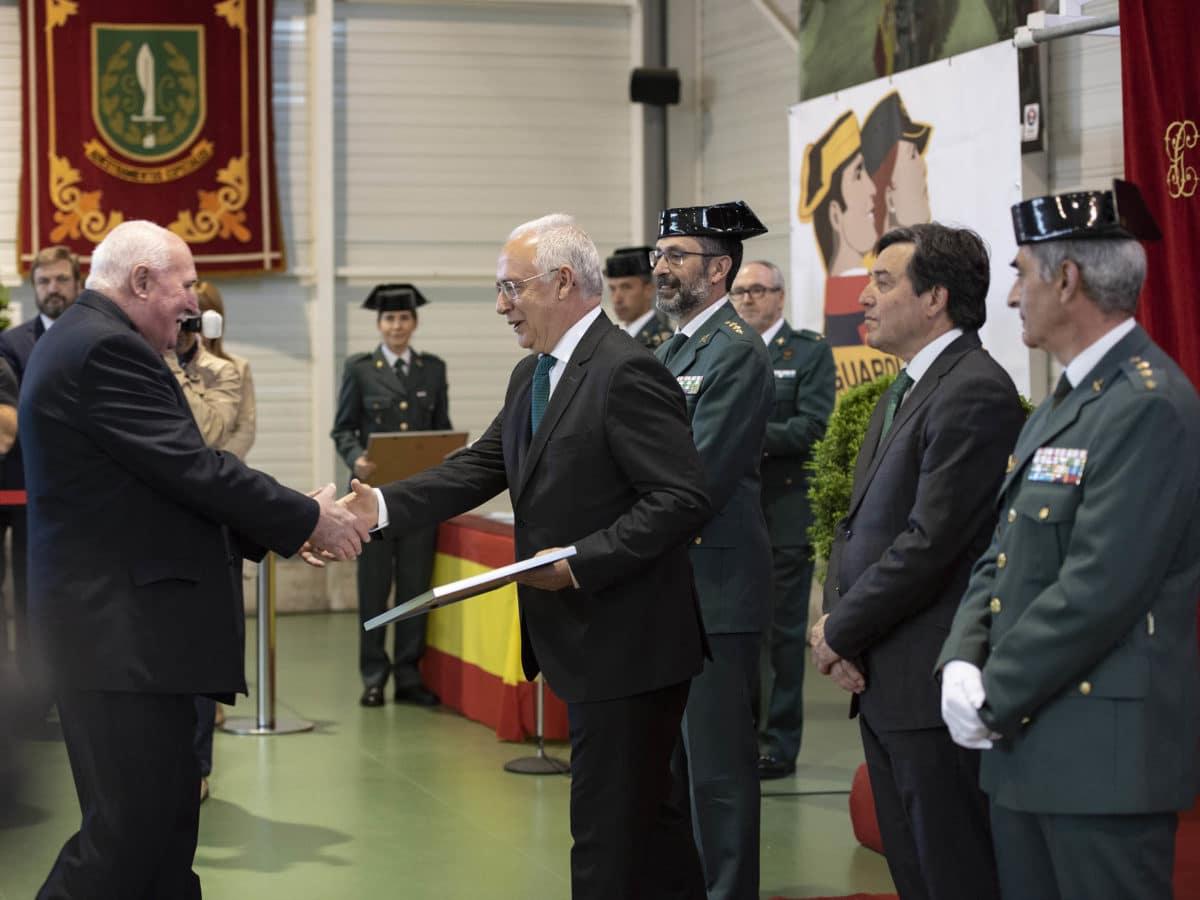 La Guardia Civil celebra el 175 aniversario de su fundación 1