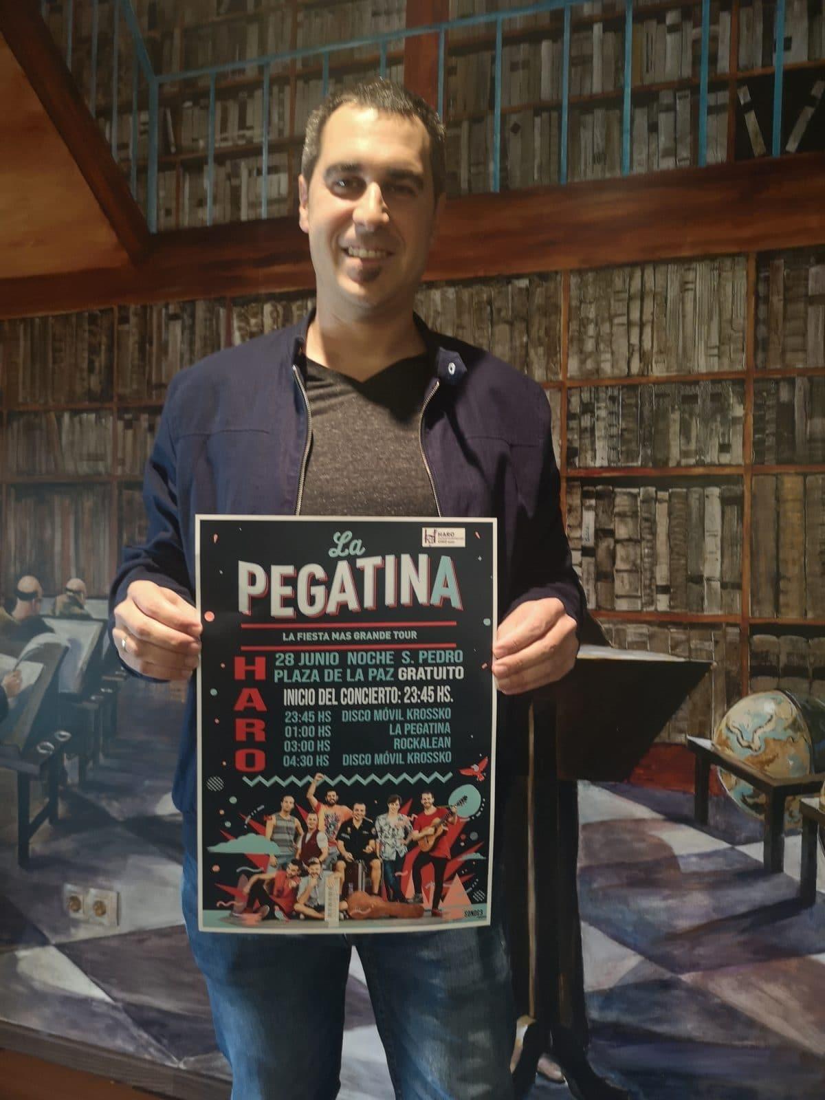 'La Pegatina', concierto estelar de las fiestas de junio en Haro 1