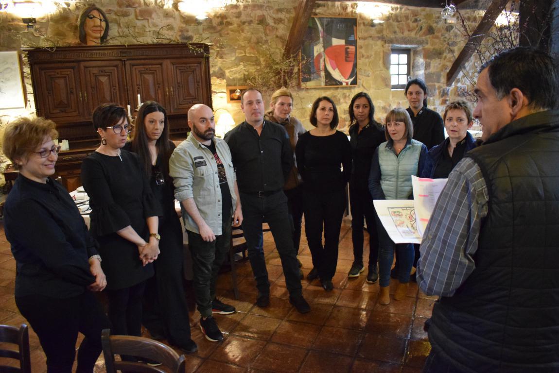 La Vieja Bodega de Casalarreina pone en marcha la nueva temporada de celebraciones 8