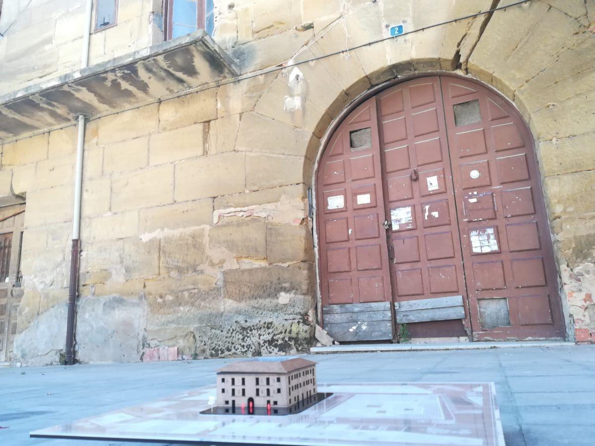 Las imágenes del proyecto de rehabilitación del antiguo edificio de la Cruz Roja 1