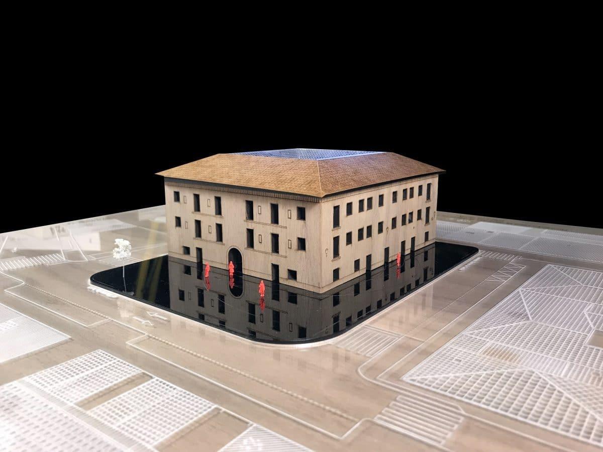 Las imágenes del proyecto de rehabilitación del antiguo edificio de la Cruz Roja 3