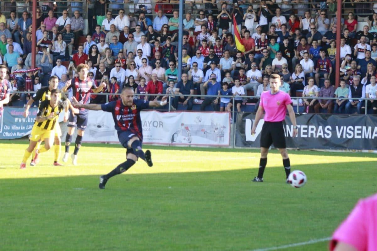 Los 'compañeros' de bombo del Haro Deportivo por el ascenso directo a la Segunda División B 1