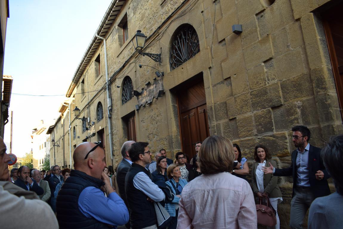 Manzanos Haro Wine Park, Hotel & Spa quiere convertirse en 2025 en la bodega más visitada de España 18
