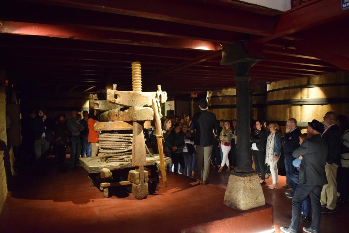 Manzanos Haro Wine Park, Hotel & Spa quiere convertirse en 2025 en la bodega más visitada de España 20