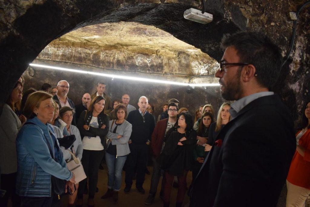 Bodegas Manzanos renuncia a la licencia de obras de su Wine Park en Haro 1
