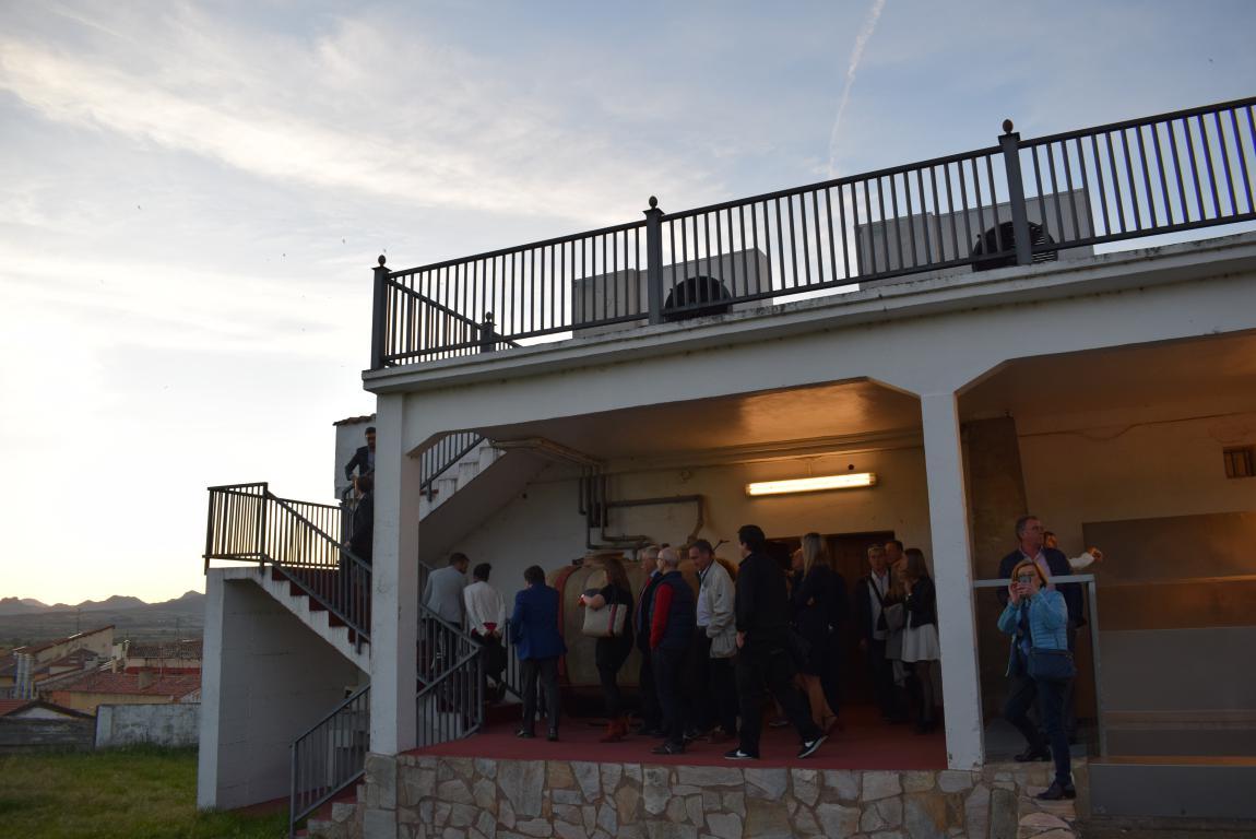 Manzanos Haro Wine Park, Hotel & Spa quiere convertirse en 2025 en la bodega más visitada de España 32