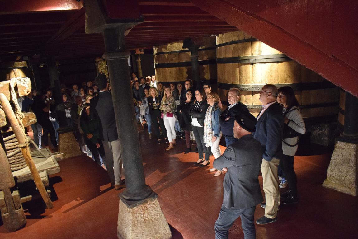 Manzanos Haro Wine Park, Hotel & Spa quiere convertirse en 2025 en la bodega más visitada de España 41