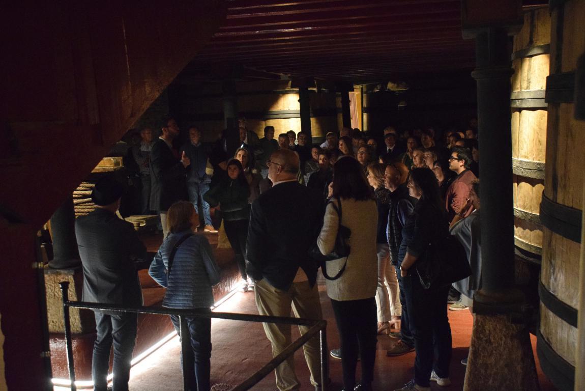 Manzanos Haro Wine Park, Hotel & Spa quiere convertirse en 2025 en la bodega más visitada de España 42