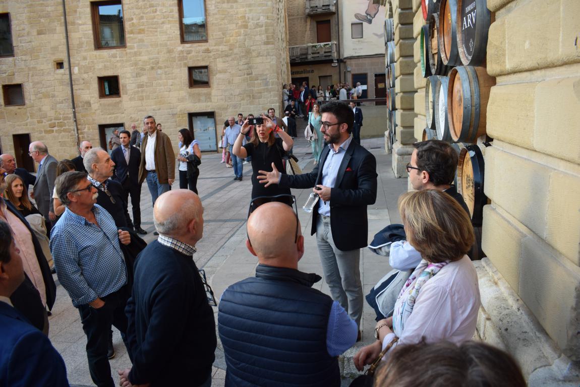 Manzanos Haro Wine Park, Hotel & Spa quiere convertirse en 2025 en la bodega más visitada de España 9