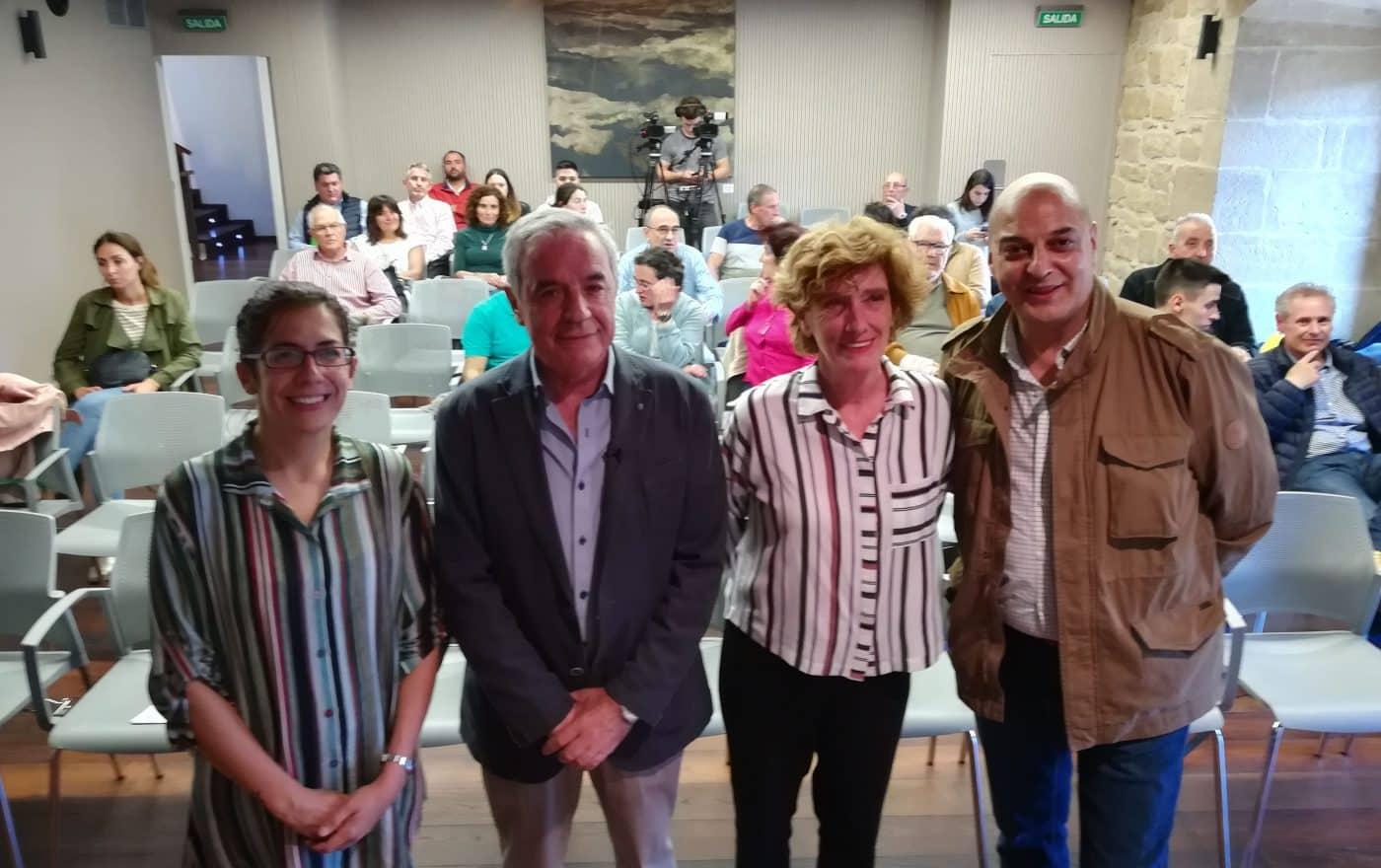Martínez de Toda ofrece en Haro una conferencia sobre las estrategias de la viticultura frente al cambio climático 1