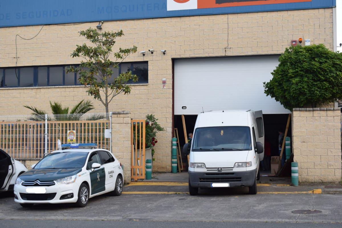 Desmantelado en Haro el mayor laboratorio 'indoor' de marihuana de La Rioja 2