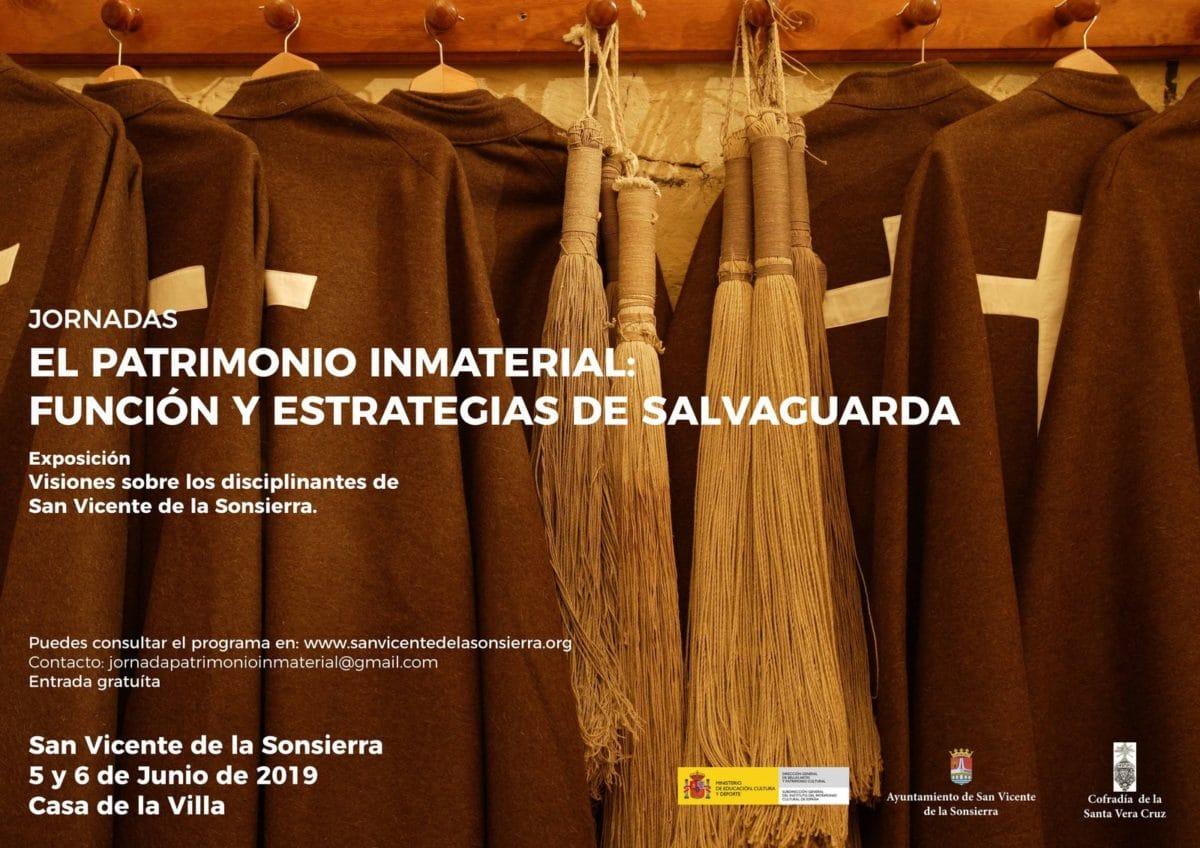 San Vicente de la Sonsierra celebrará los días 5 y 6 de junio las Jornadas de Patrimonio Inmaterial 1