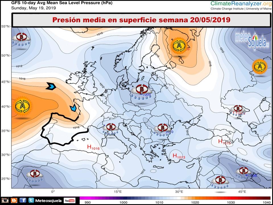 Temperaturas en ascenso en La Rioja Alta, a la espera de una repetición de fin de semana frío y más inestable 2